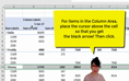 Pivot Tables Part 20 - Selecting Item Labels and Values thumbnail