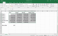 Applying the Accounting or Currency Format to Numbers thumbnail