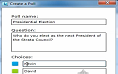 Administering a Poll Using Lync 2010 thumbnail