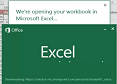 Using desktop features with Excel Online thumbnail