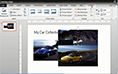 PowerPoint 2013 stacking images thumbnail