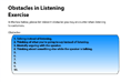 10 Obstacles in Listening thumbnail